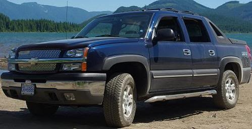 Another Heinous_J 2004 Chevrolet Avalanche 1500 post... - 15217466