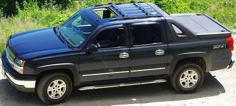 Another Heinous_J 2004 Chevrolet Avalanche 1500 post... - 15217467