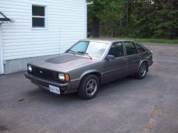 SlugOnARug 1985 Chevrolet Citation