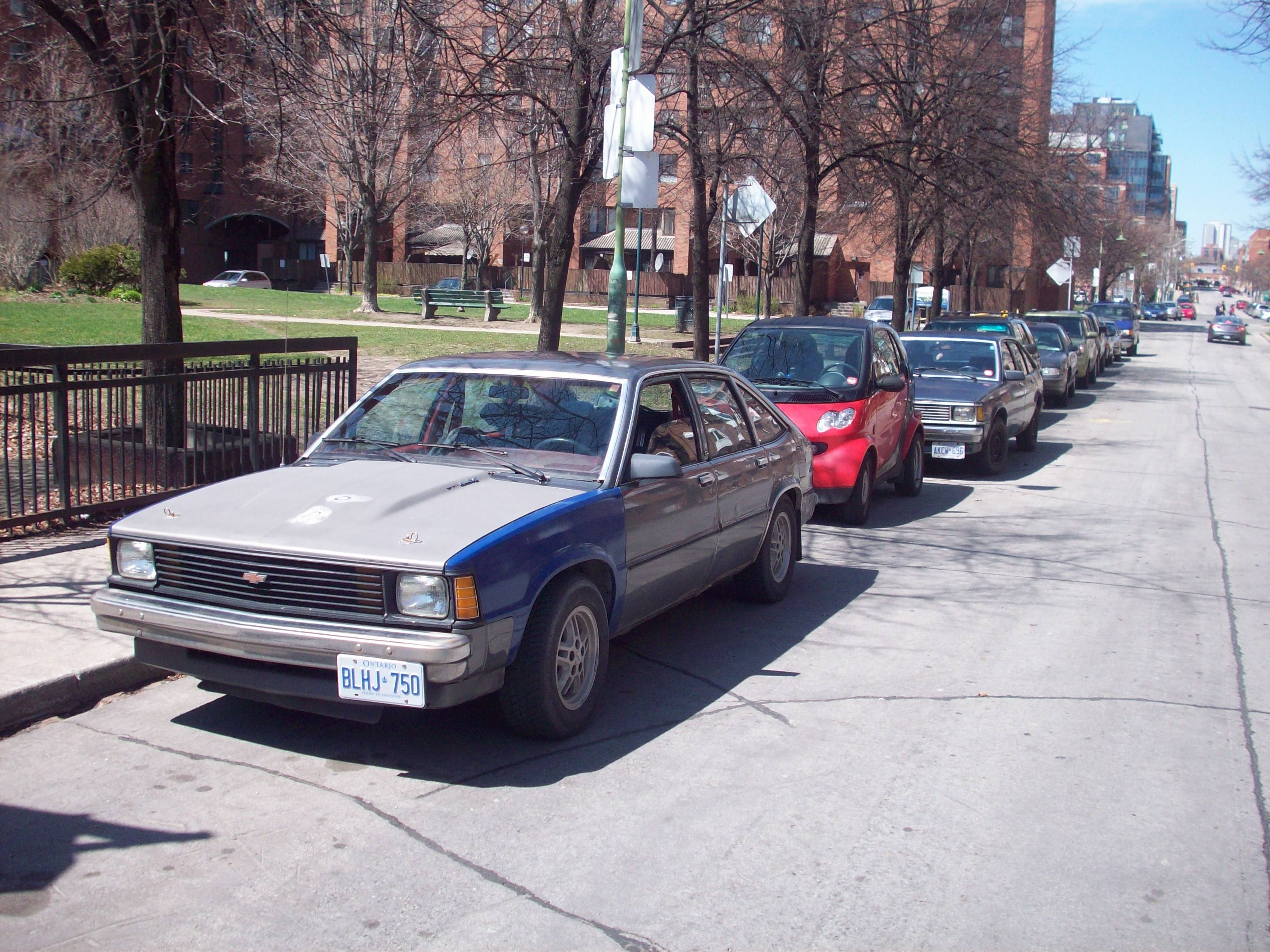 Another SlugOnARug 1985 Chevrolet Citation post... - 15215965