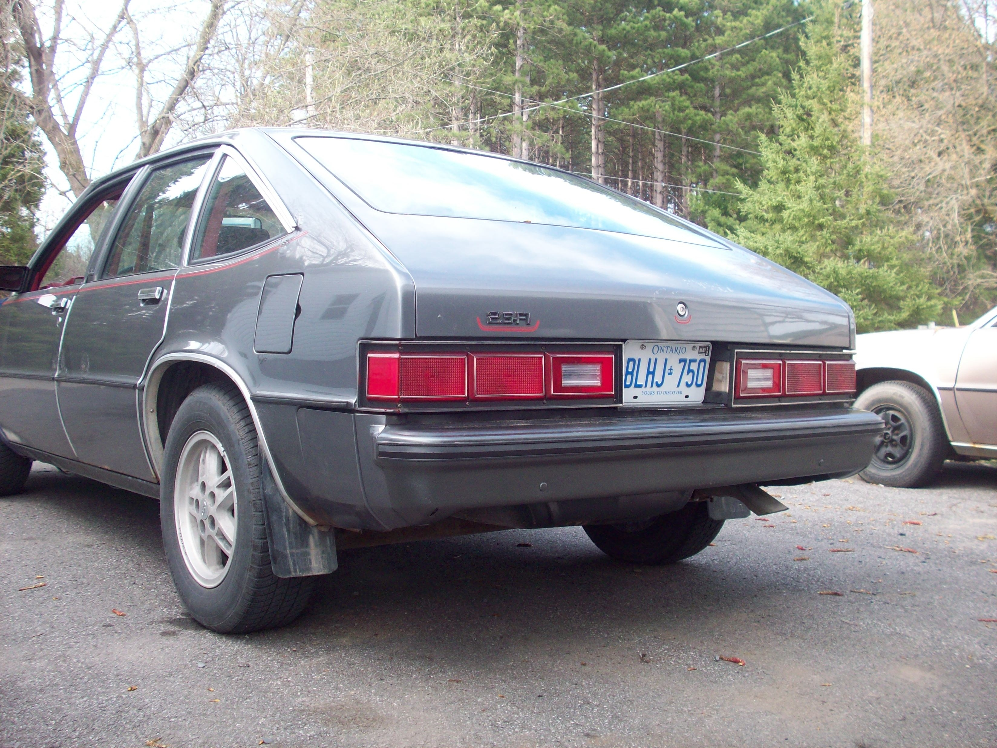 Another SlugOnARug 1985 Chevrolet Citation post... - 15215996