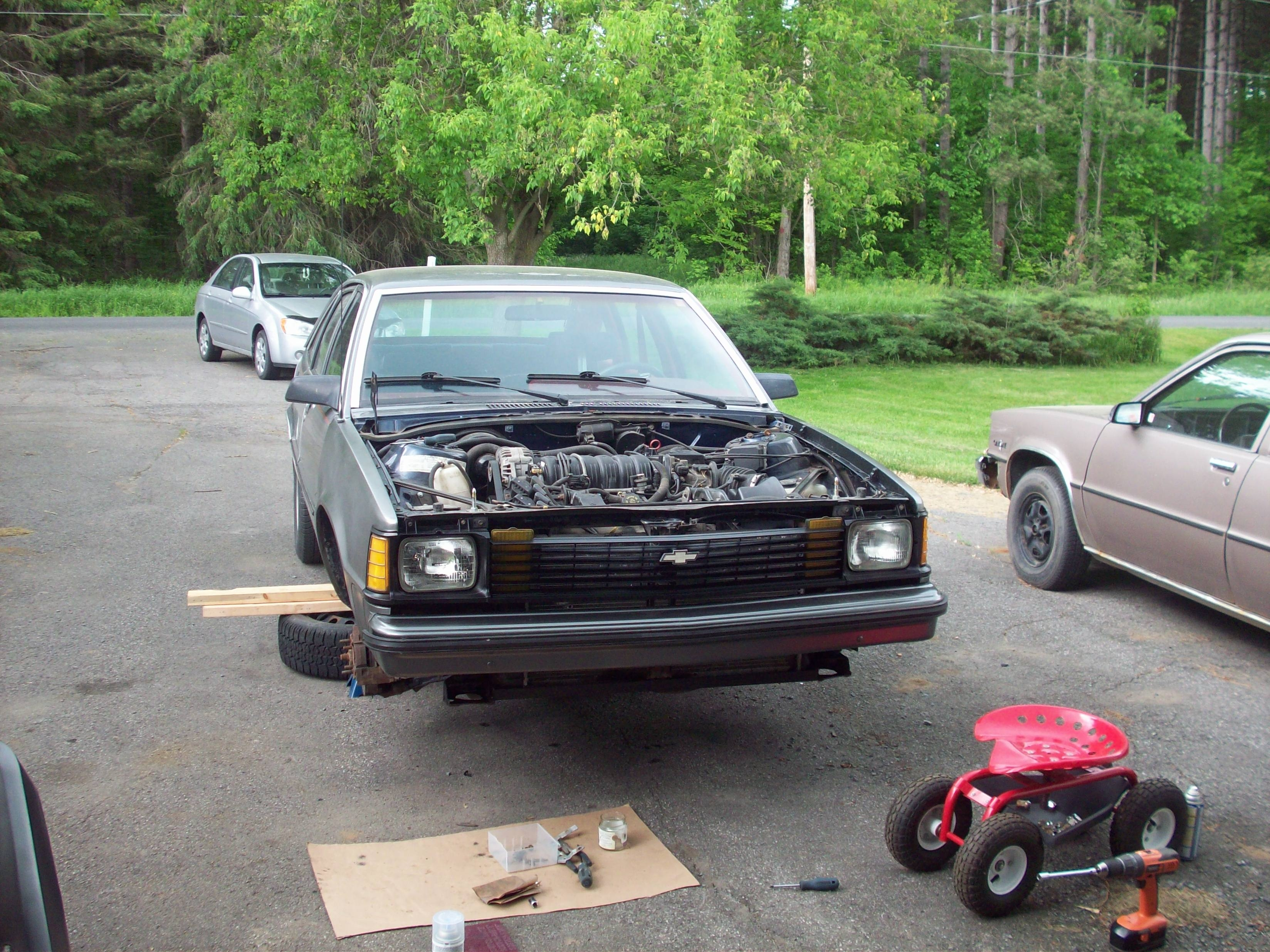 Another SlugOnARug 1985 Chevrolet Citation post... - 15216020