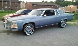 Duffy5s 1983 Cadillac DeVille
