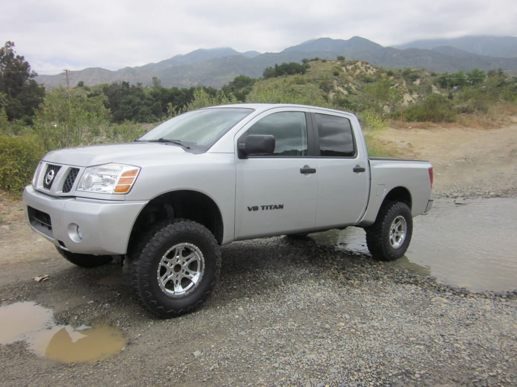 Another jsmithsole 2007 Nissan Titan Crew Cab post... - 15217683