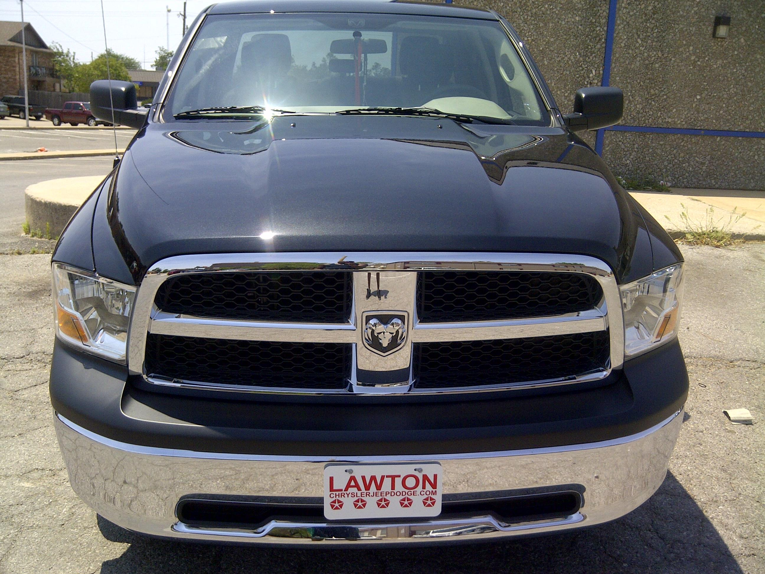 Will_sWheels 2011 Dodge Ram 1500 Quad Cab