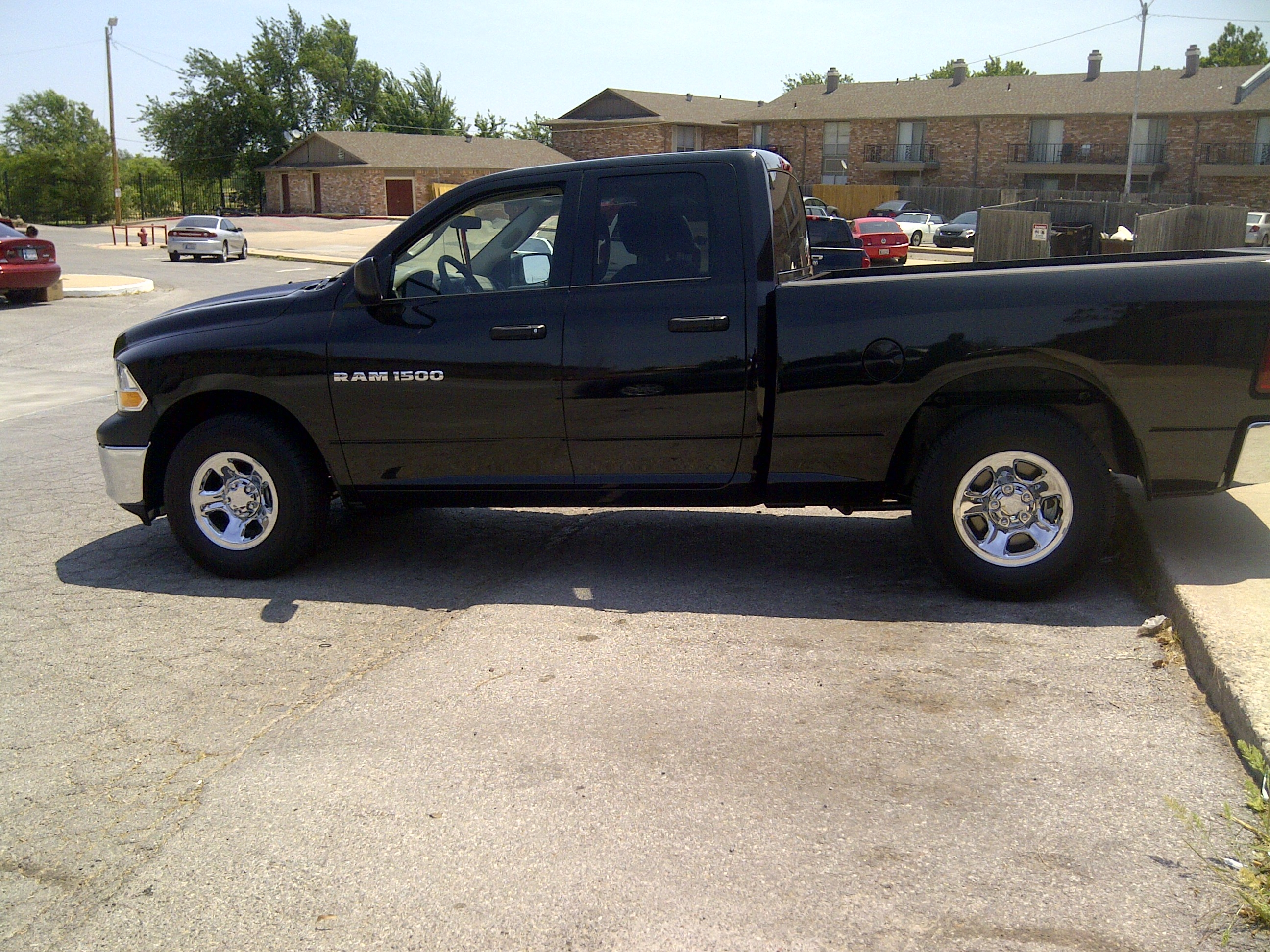 Will_sWheels 2011 Dodge Ram 1500 Quad Cab 15218444