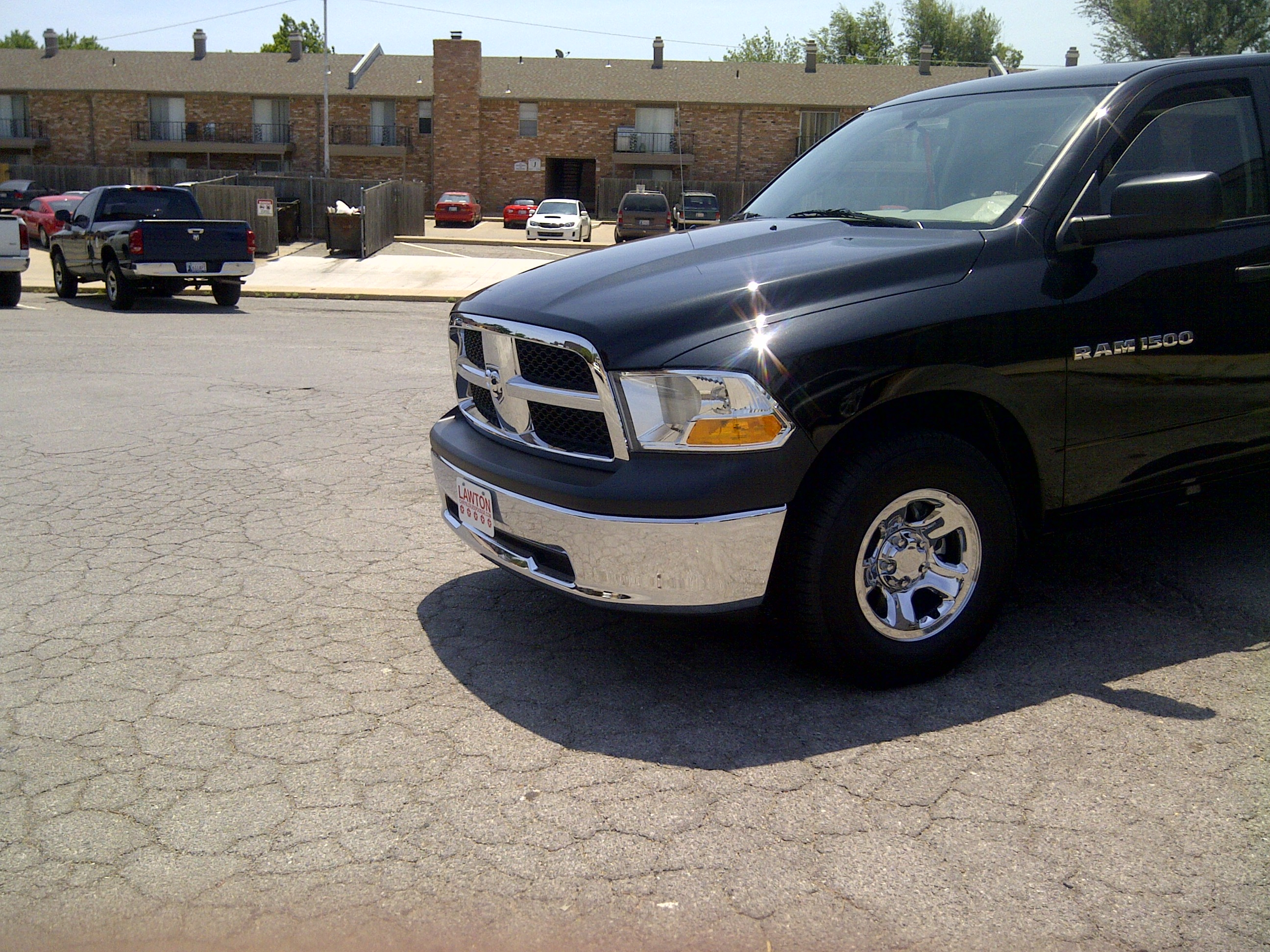 Will_sWheels 2011 Dodge Ram 1500 Quad Cab 15218445