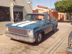amadojs 1980 Chevrolet C/K Pick-Up