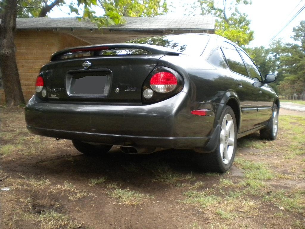 Another Hondsiacrazy 2000 Nissan Maxima post... - 15219313