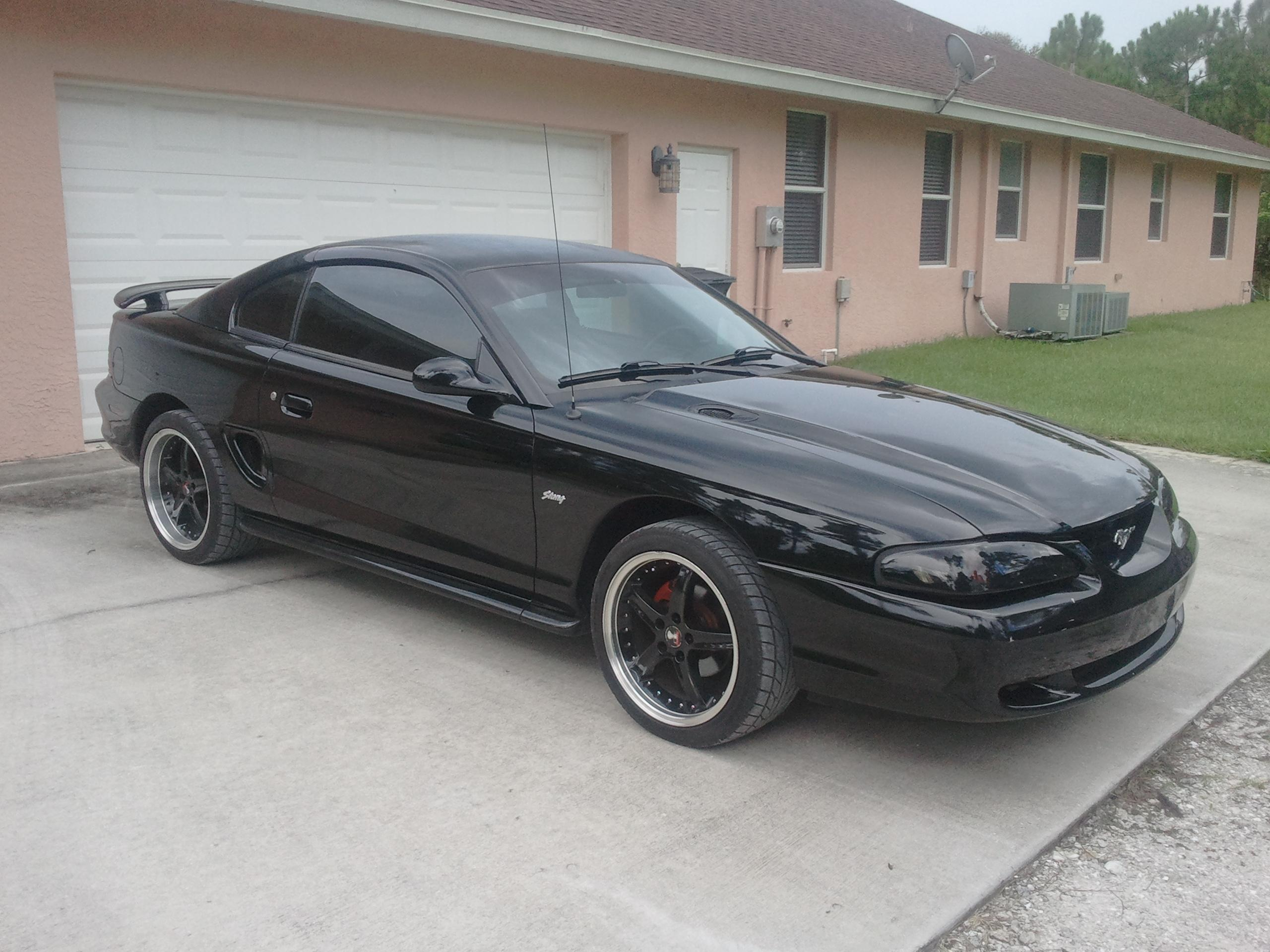 Another blackfox898 1995 Ford Mustang post... - 15218182