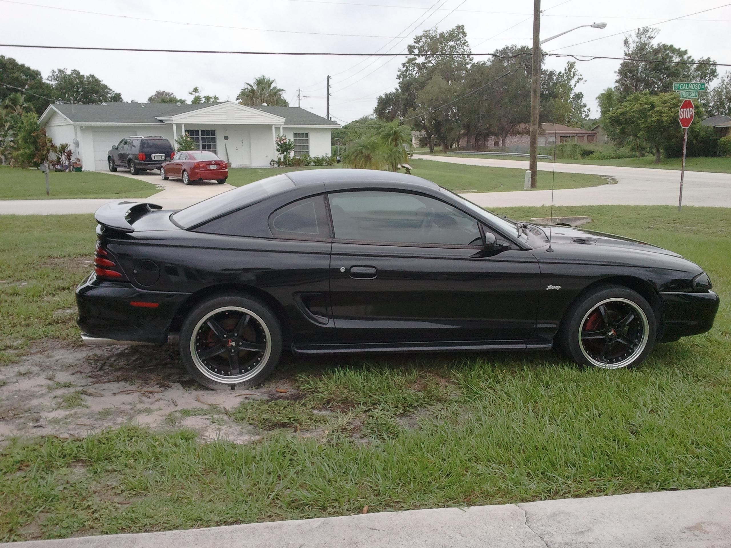 Another blackfox898 1995 Ford Mustang post... - 15218183