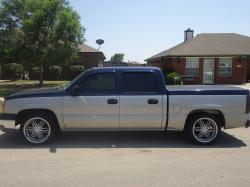 demex69s 2005 Chevrolet Silverado 1500 Crew Cab