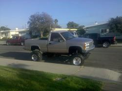k1500beast 1992 Chevrolet C/K Pick-Up