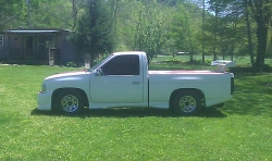 davidswolfes 1995 Nissan D21 Pick-Up