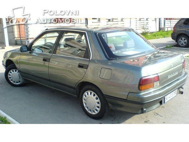 1991 Daihatsu Applause