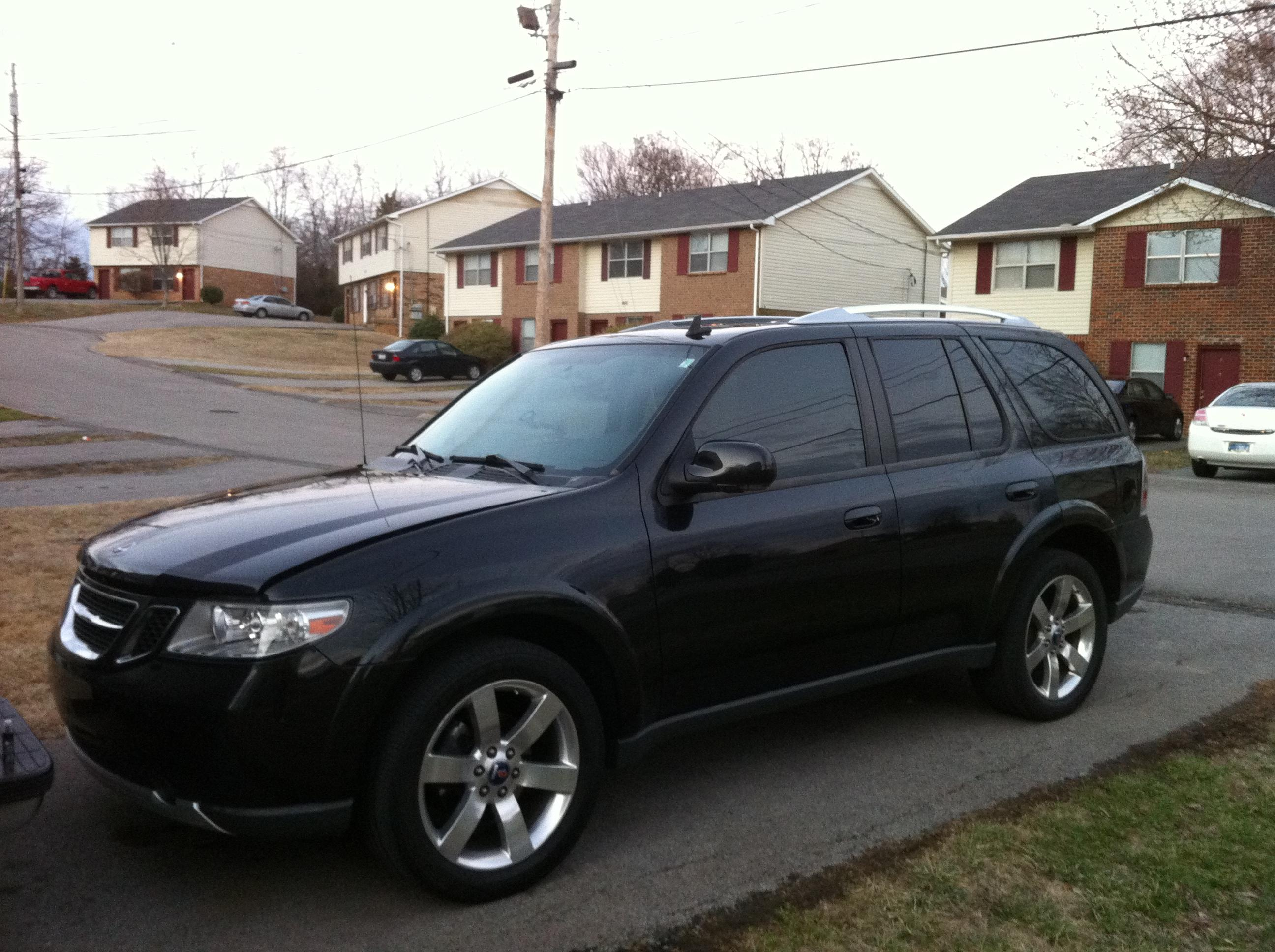Amwworks 2008 Saab 9 7x Specs Photos Modification Info