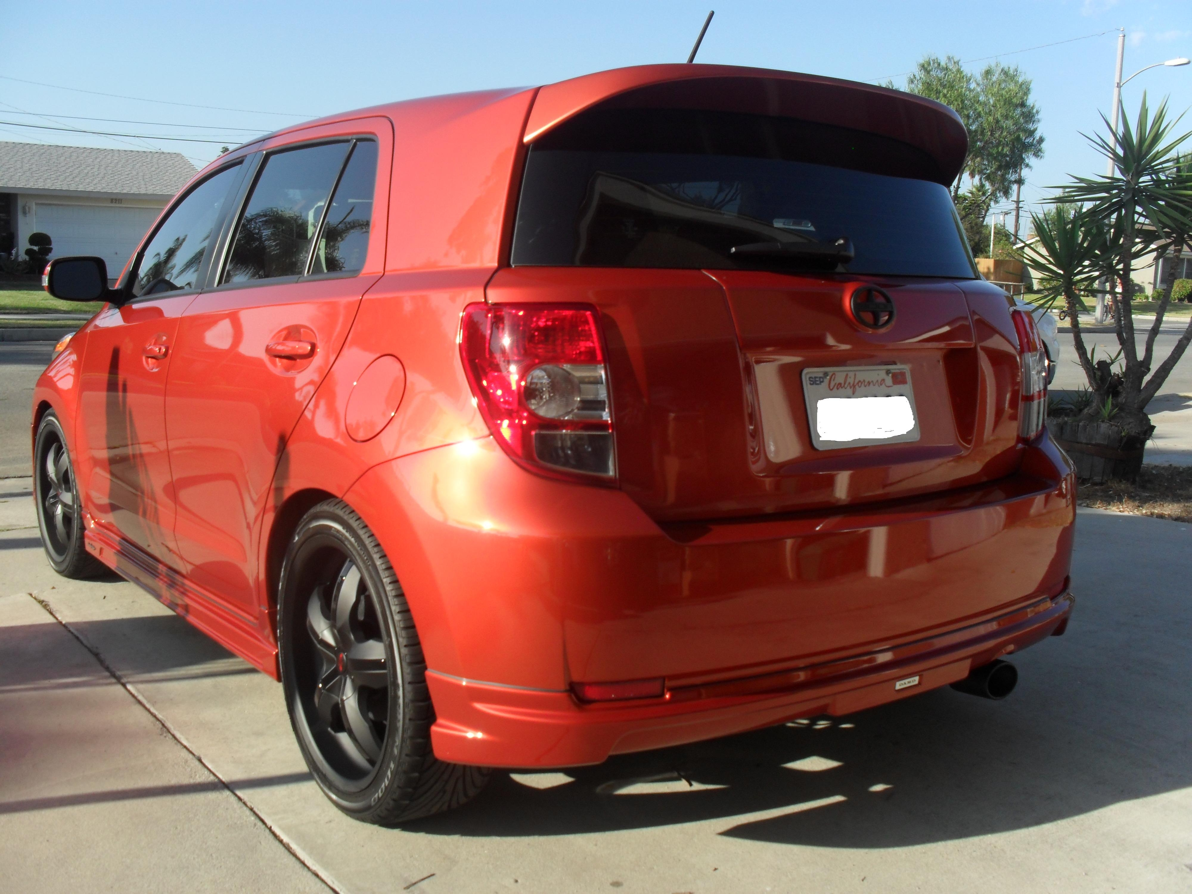Another xD Out 2008 Scion xD post... - 15219960