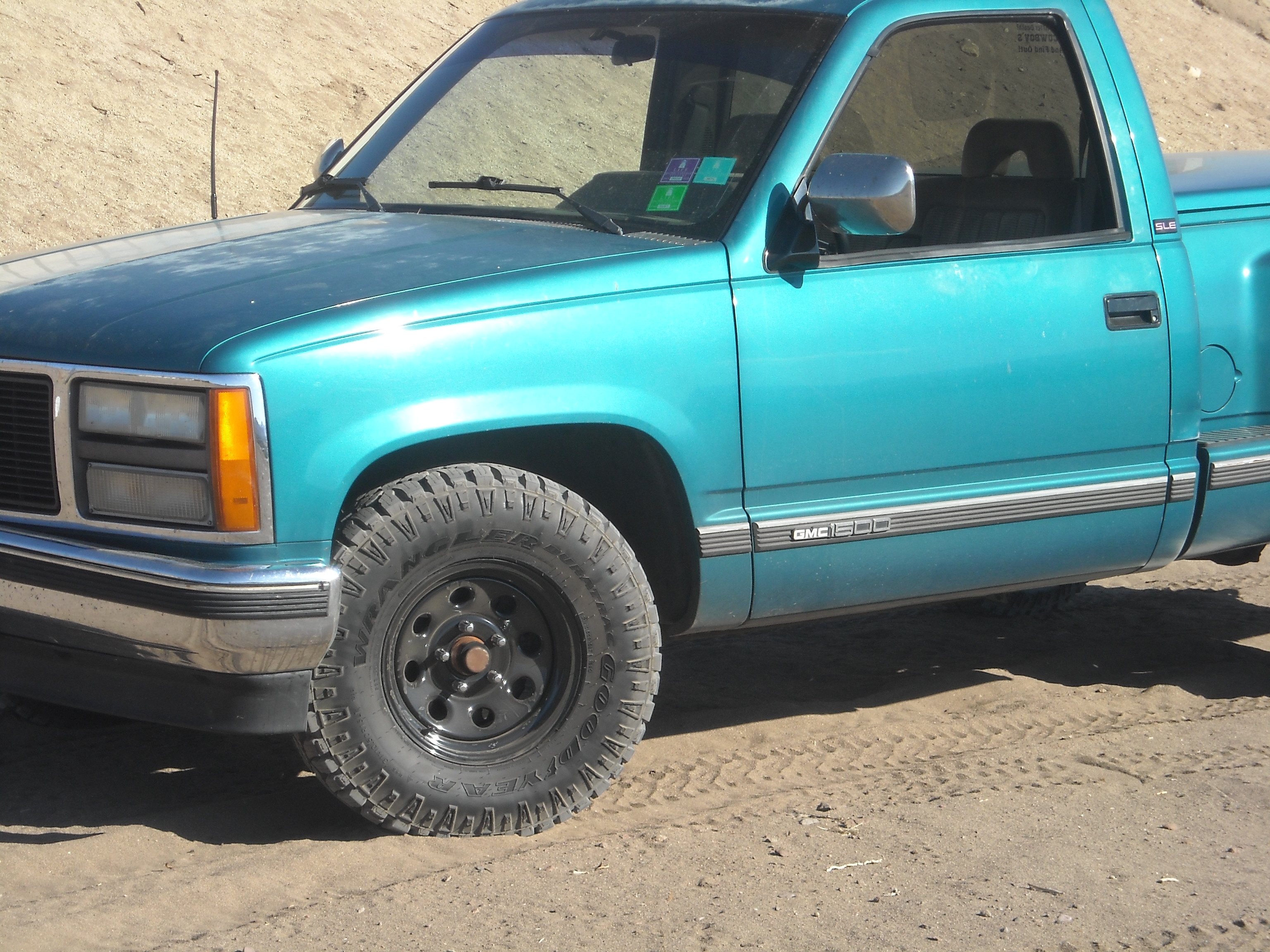 1993 GMC 1500 Regular Cab