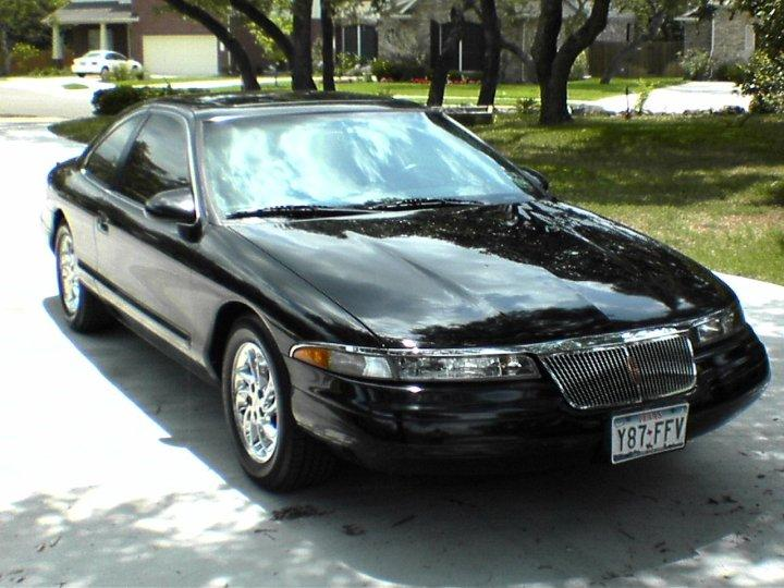 Sergeymp 1996 Lincoln Mark Viiicoupe 2d Specs Photos