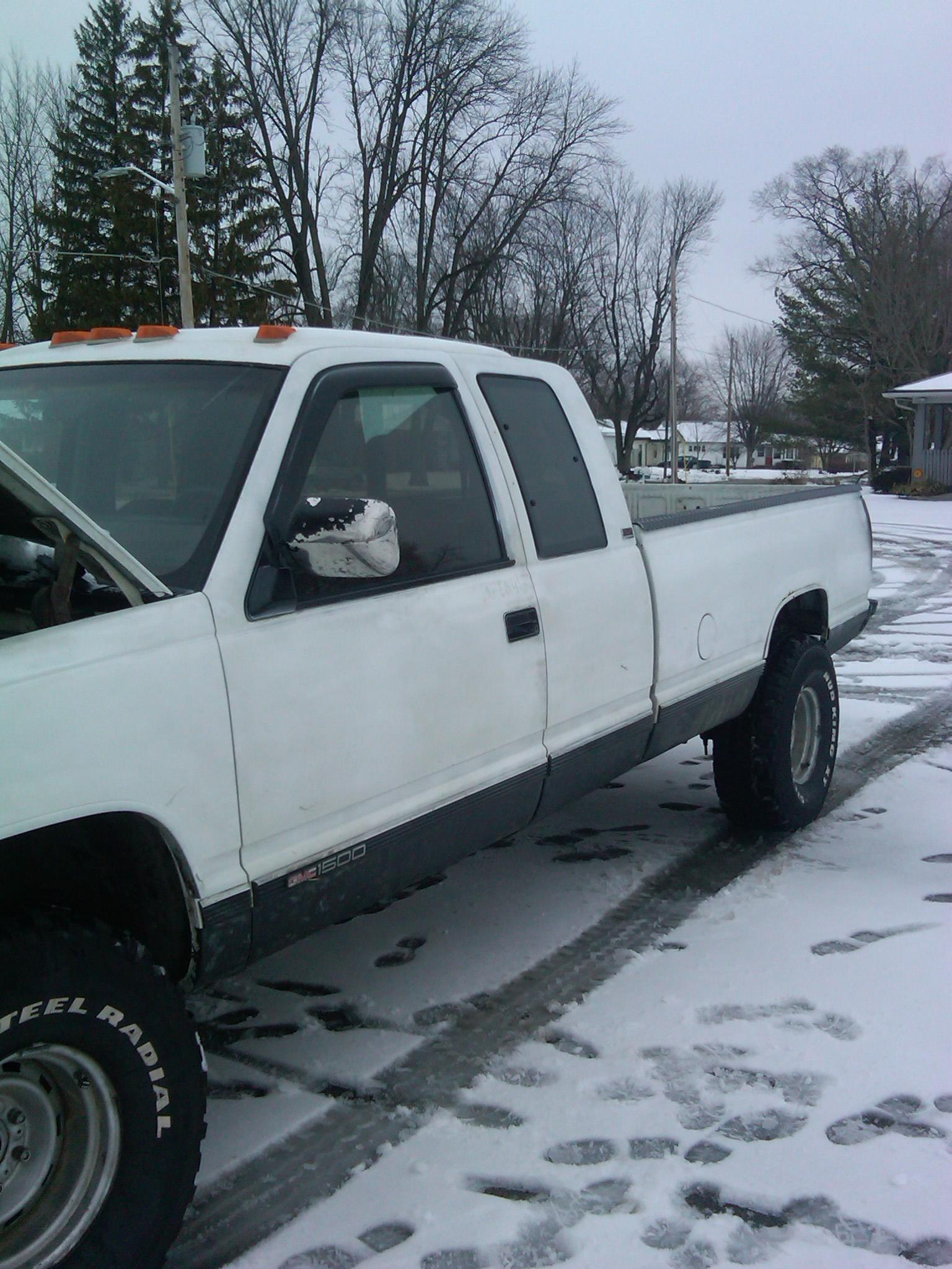 Another AScottE527 1991 GMC 1500 Club Coupe post... - 15222582