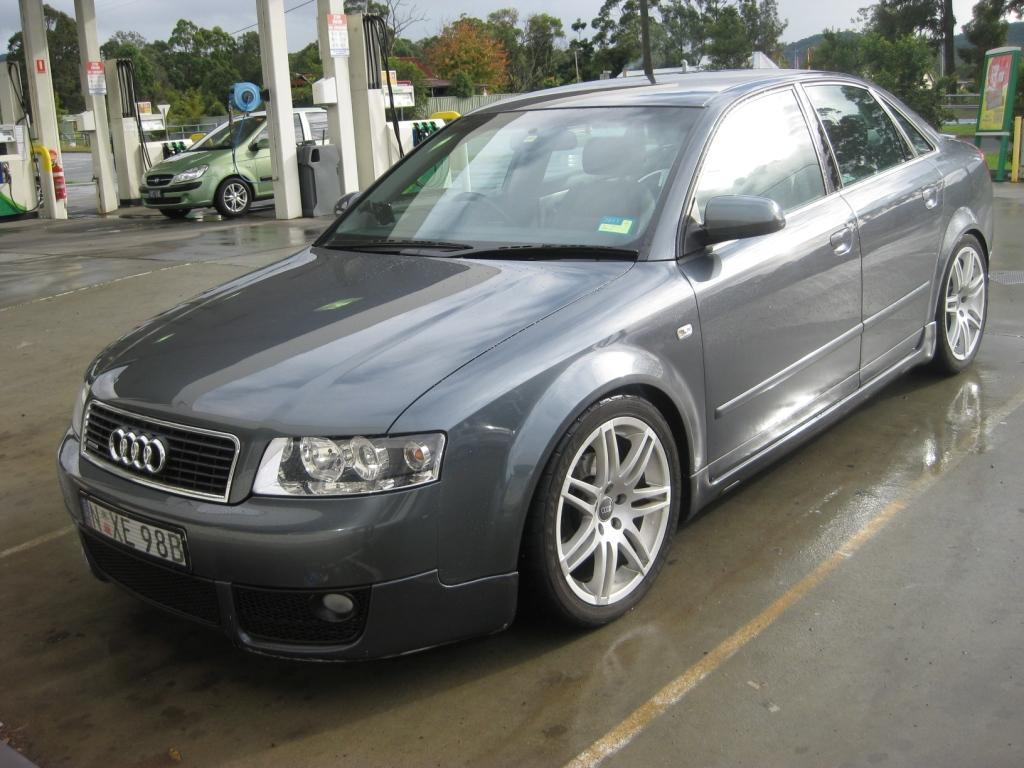Buddhafinger 2002 Audi A4sedan 4d Specs  Photos  Modification Info At Cardomain