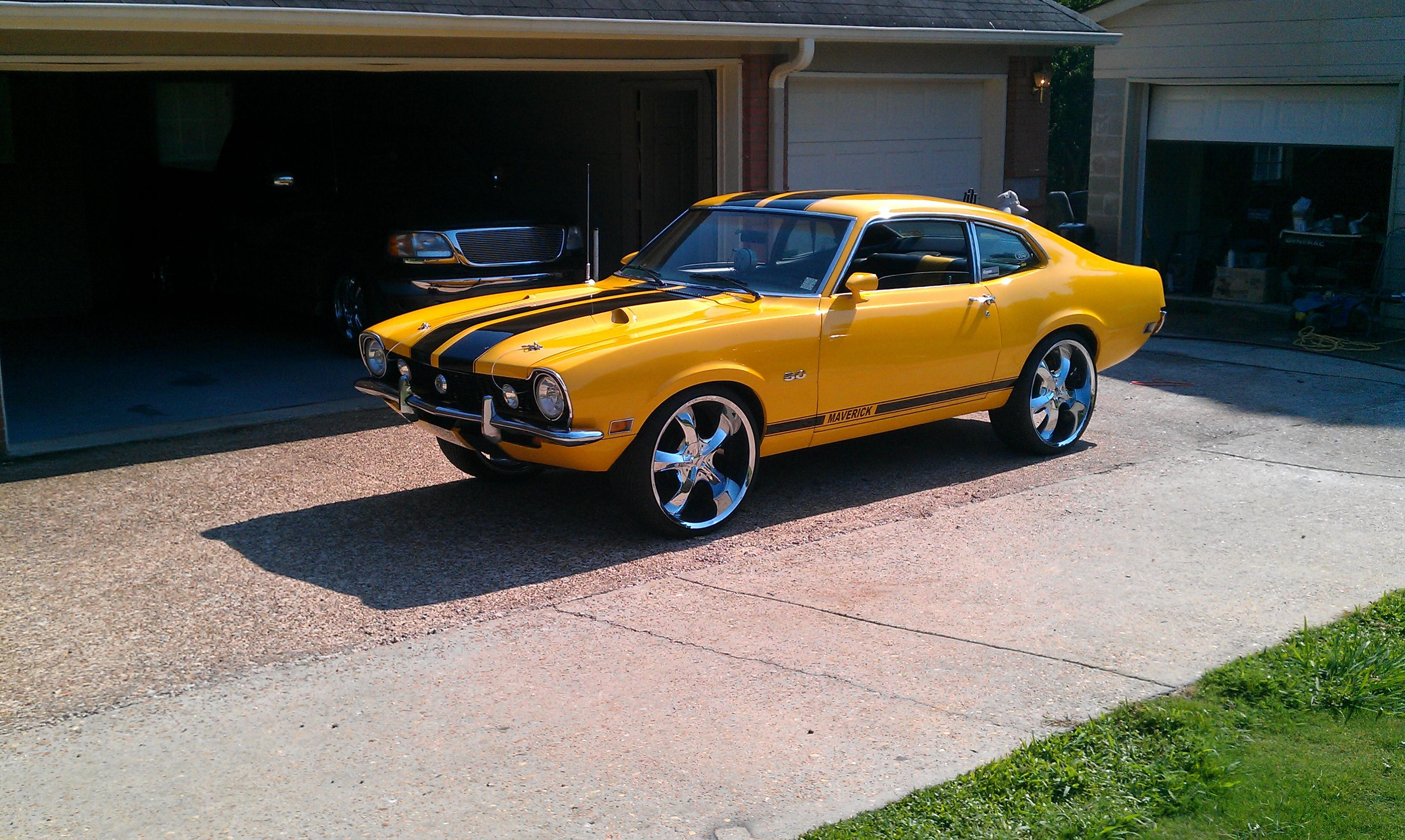 Jmiller88 1971 Ford Maverick Specs Photos Modification