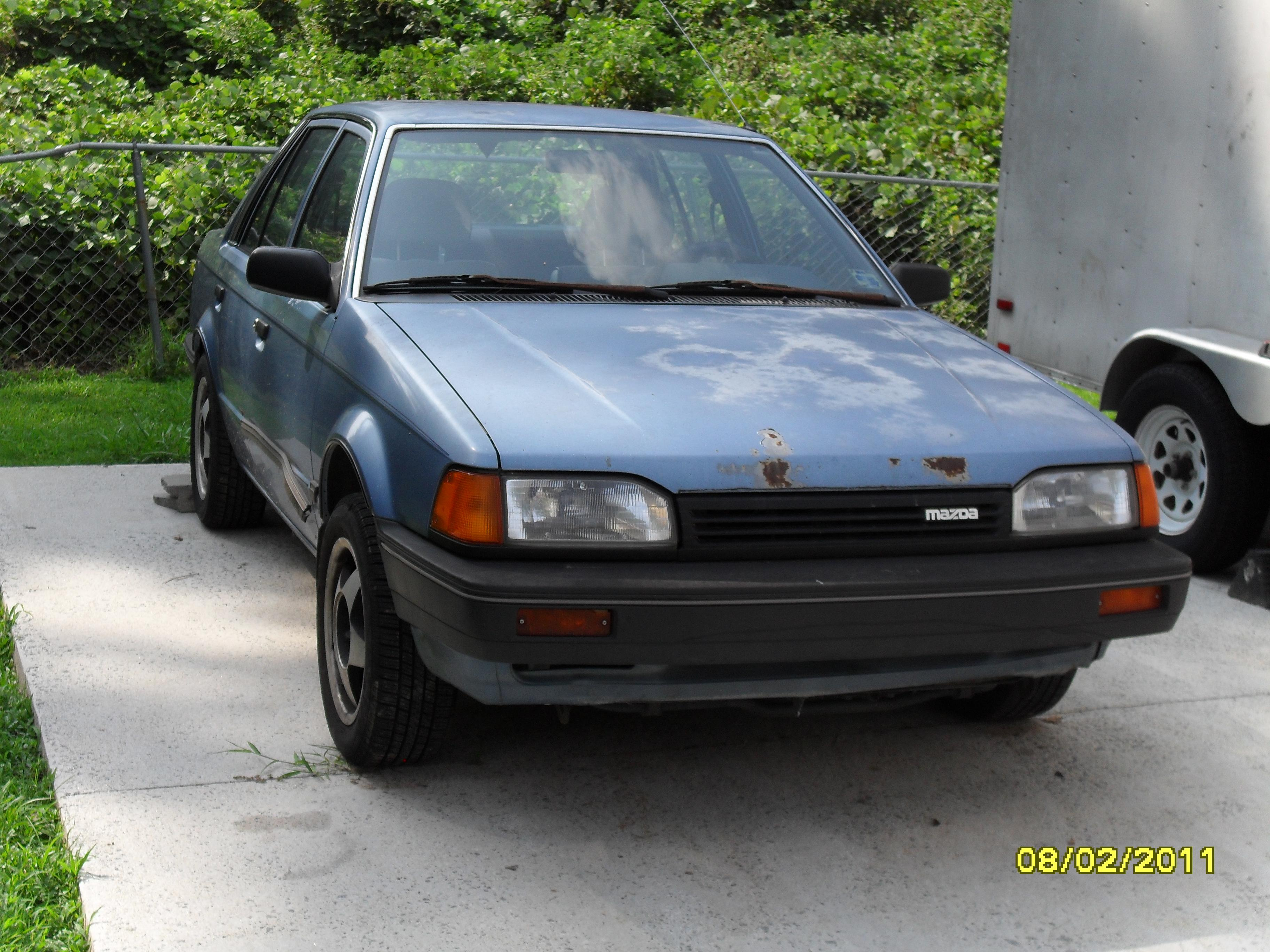Another xdragonforce 1988 Mazda 323 post... - 15223561