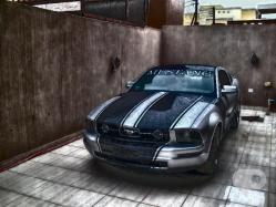 sportevo2513's 2007 Ford Mustang