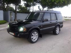 3932372 2003 Land Rover Discovery Series II