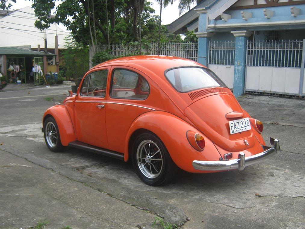 machmachine 1968 Volkswagen Beetle Specs, Photos
