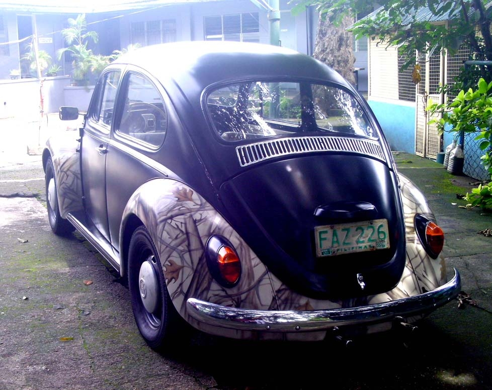 Another machmachine 1968 Volkswagen Beetle post... - 15225209