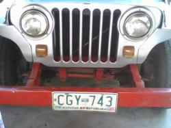 Oner Type Jeep (HDMV)