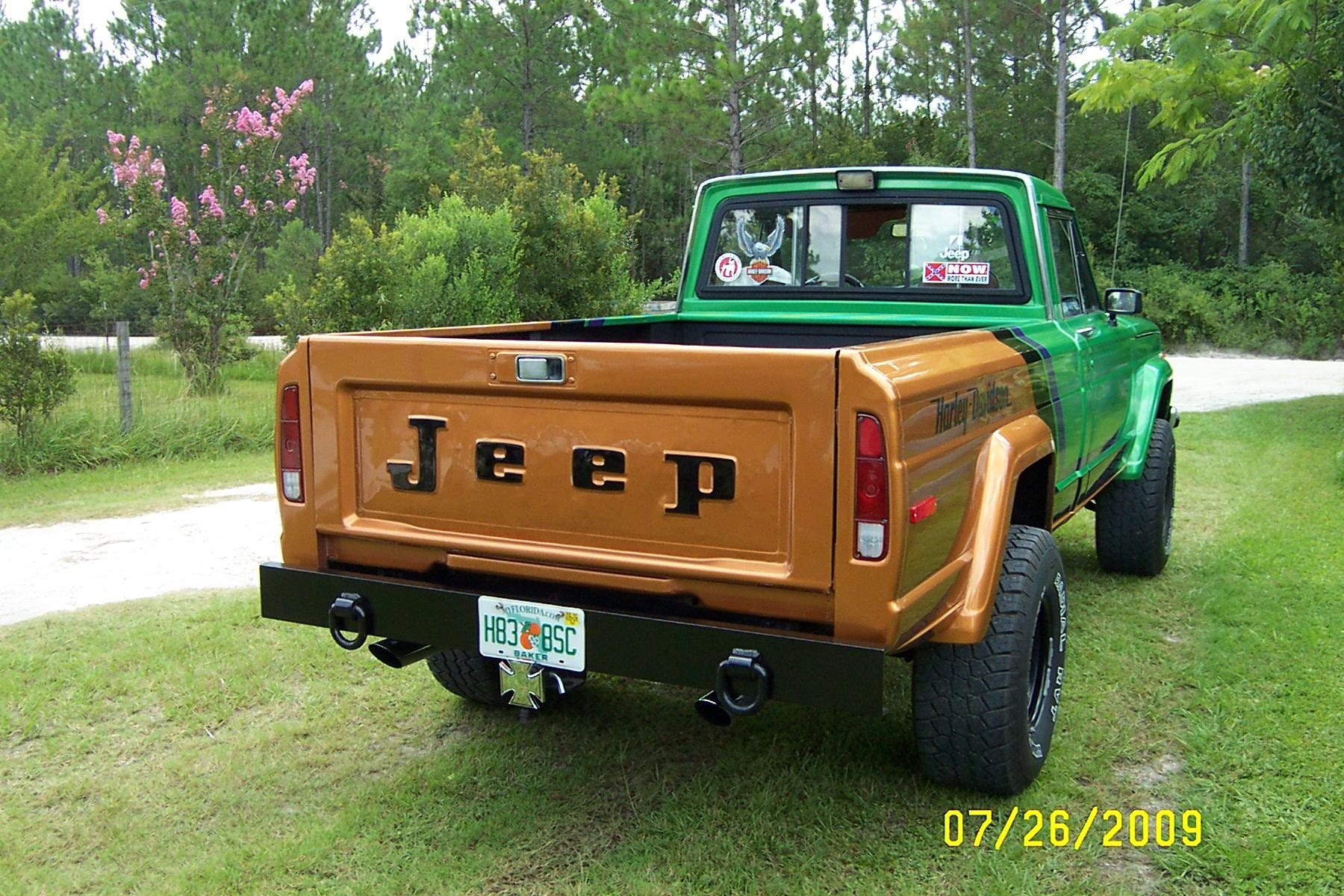 Another jcnspots 1982 Jeep J10 Honcho post... - 15225754