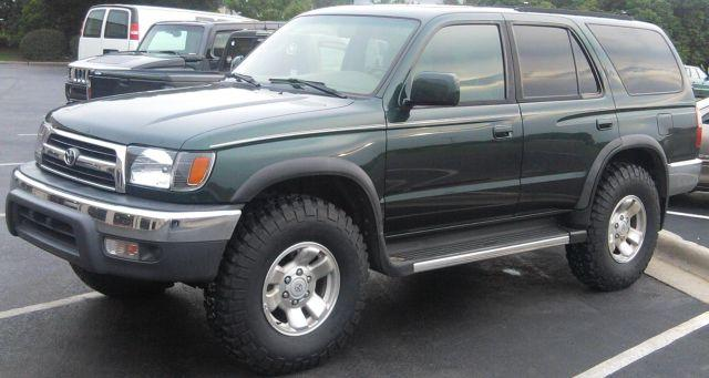 Another DrvnHnky 1999 Toyota 4Runner post... - 15226698