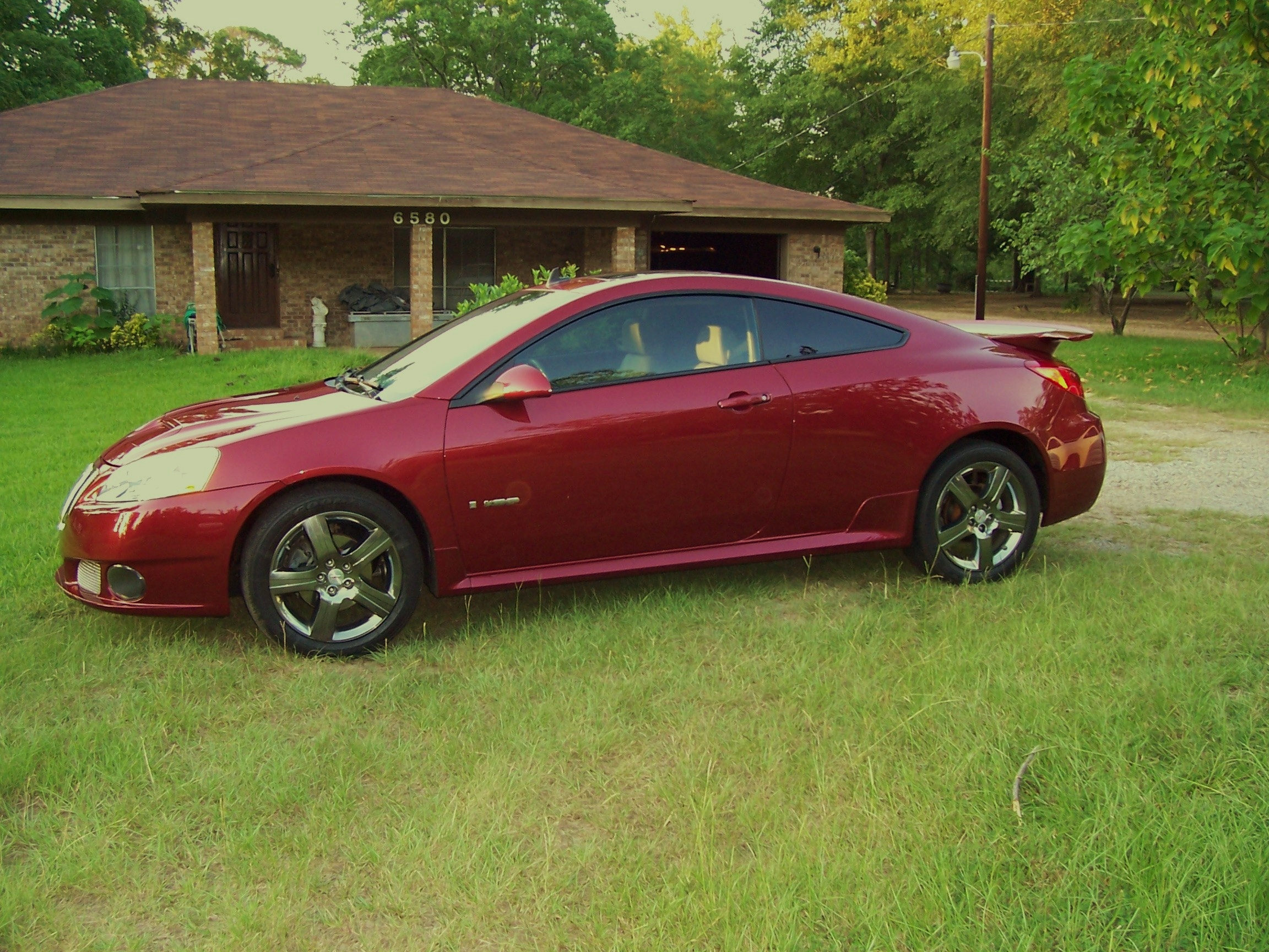 Chrisadkins 2008 Pontiac G6gxp Coupe 2d Specs Photos