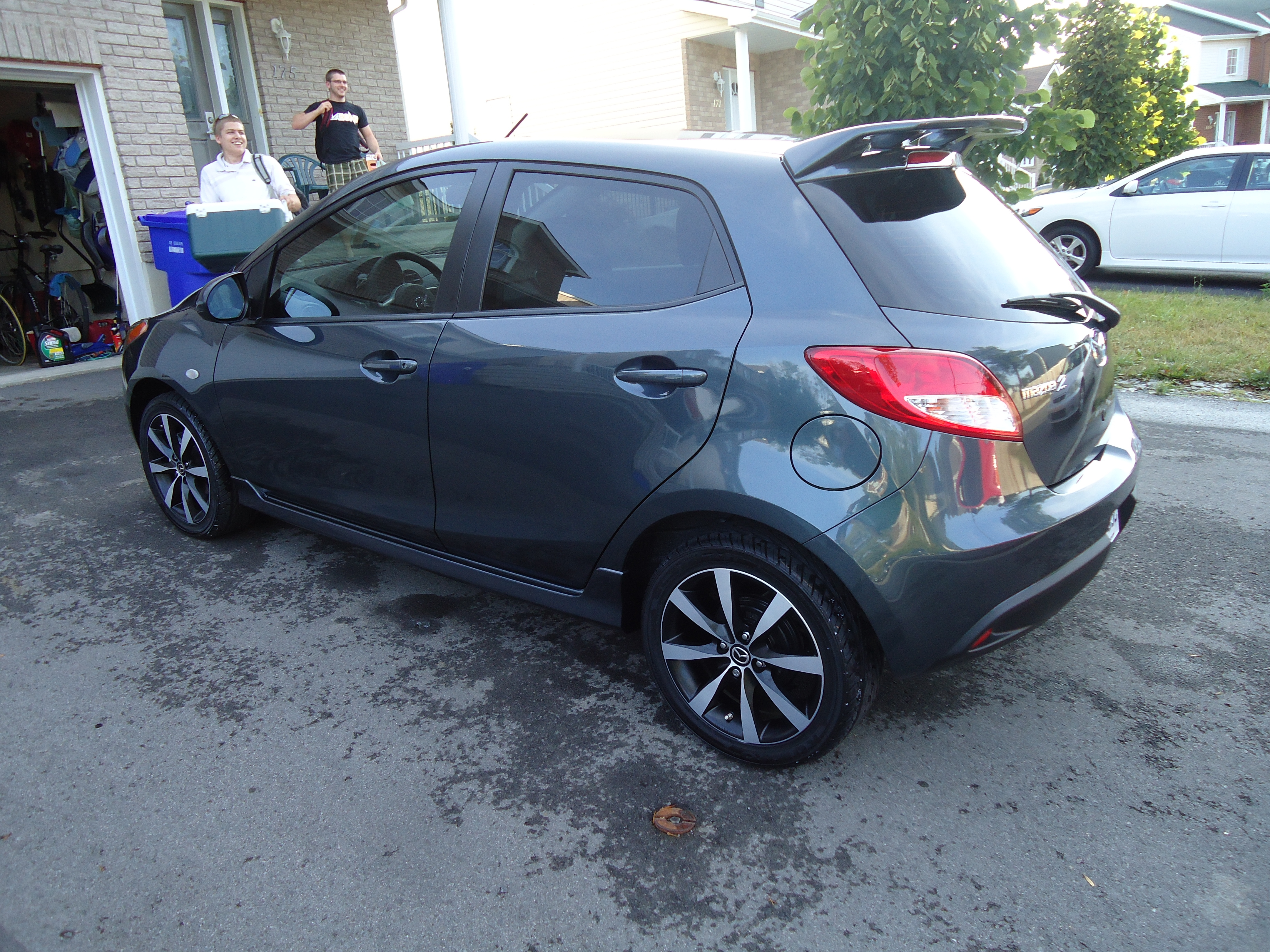 Another 323JDM 2011 Mazda Mazda2 post... - 15227347