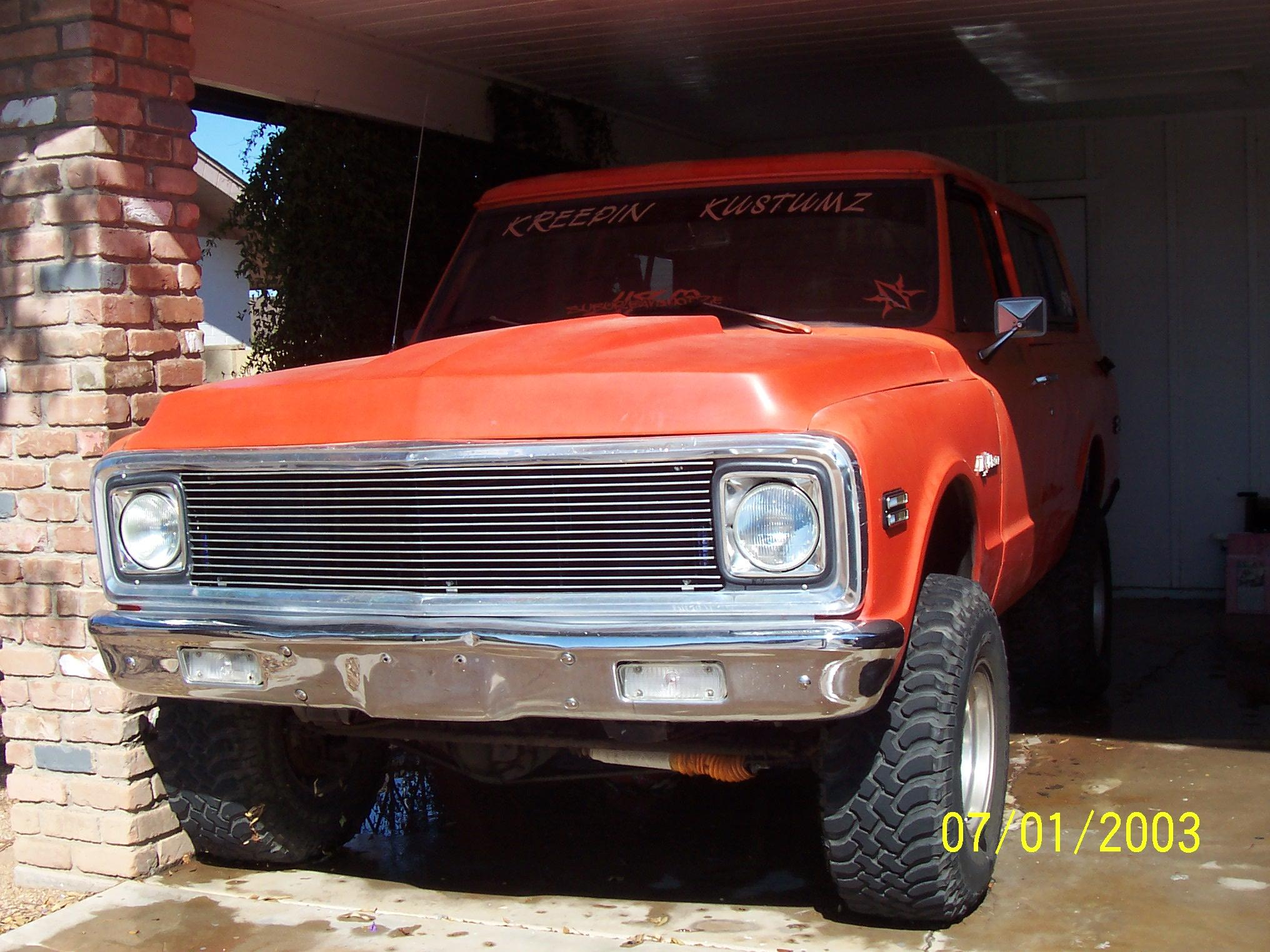 Another 480KREEPIN 1971 Chevrolet Blazer post... - 15227689