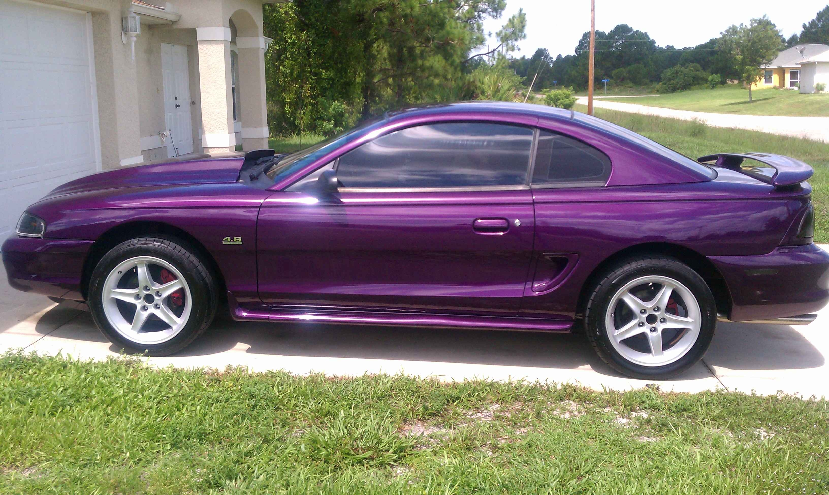 monsterpony 1996 ford mustanggt coupe 2d specs photos modification info at cardomain. Black Bedroom Furniture Sets. Home Design Ideas