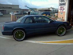 1984swagg 1995 Buick Gran Sport