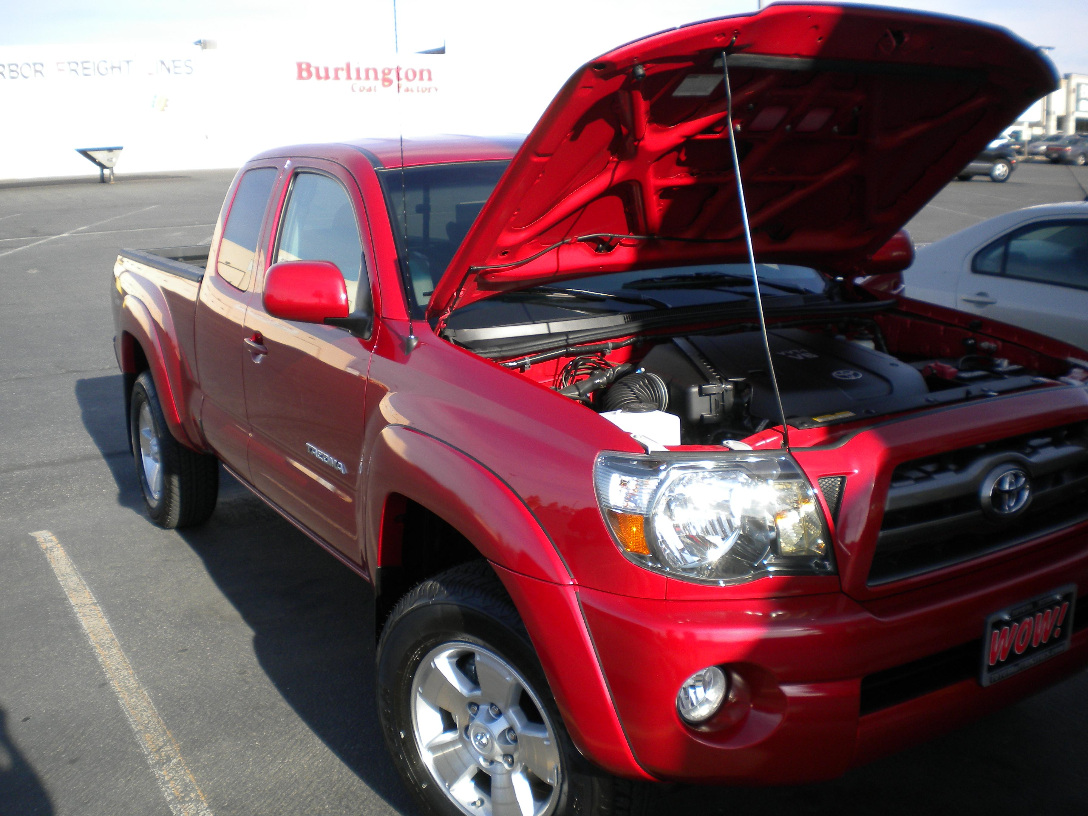Another Kims_Lude 2010 Toyota Tacoma Access Cab post... - 15229305