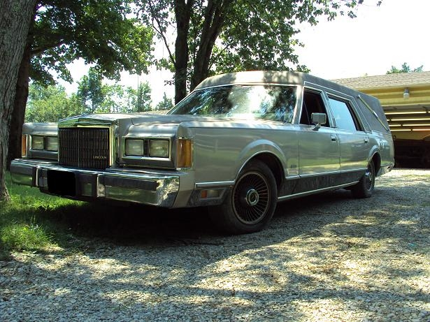Another limo-guy 1989 Lincoln Town Car post... - 15229580