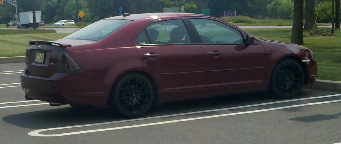 st33d 2007 Ford Fusion