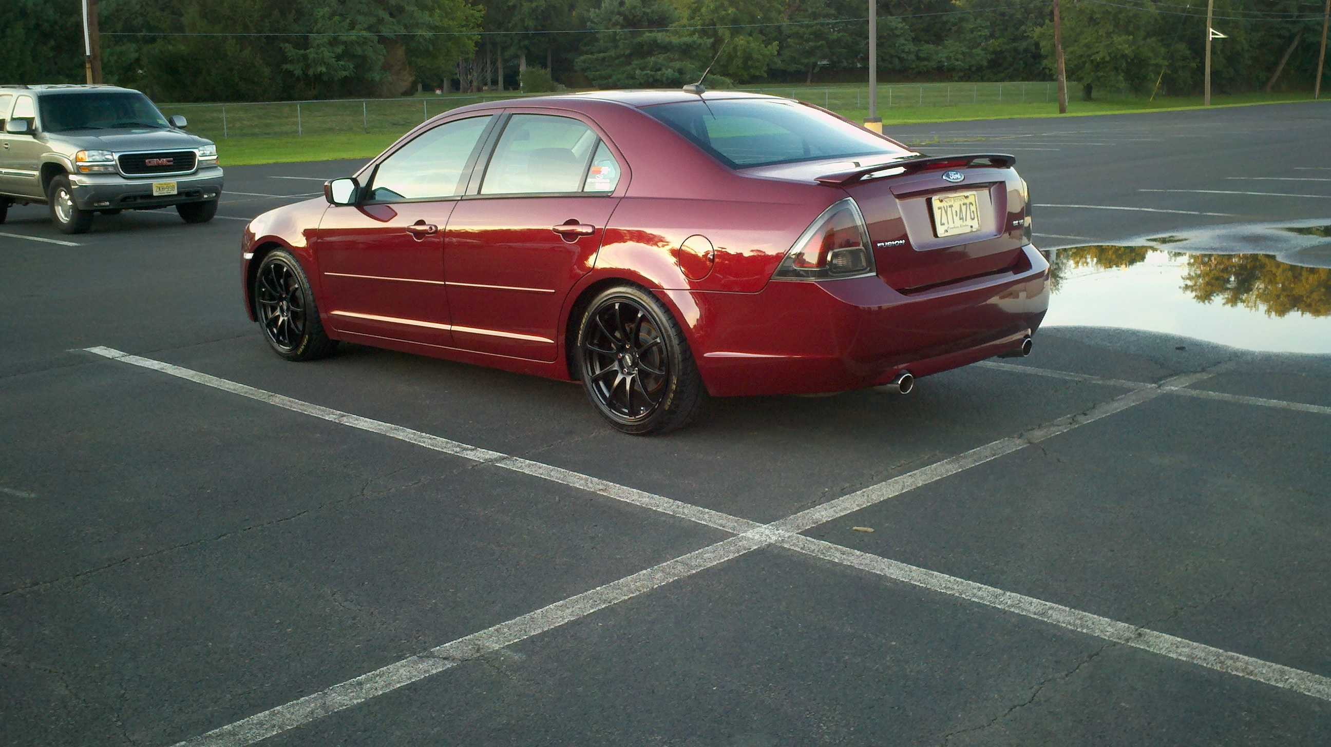 Another st33d 2007 Ford Fusion post... - 15299300