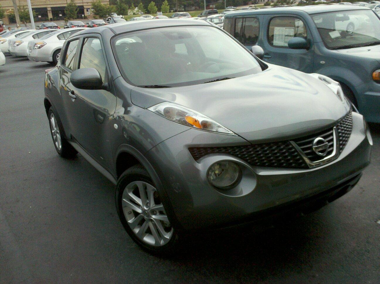 anthony870's 2011 Nissan JUKE