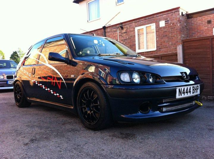 rossdagley 2002 peugeot 106 specs, photos, modification info at