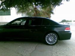 sportevo2513s 2008 BMW 7 Series