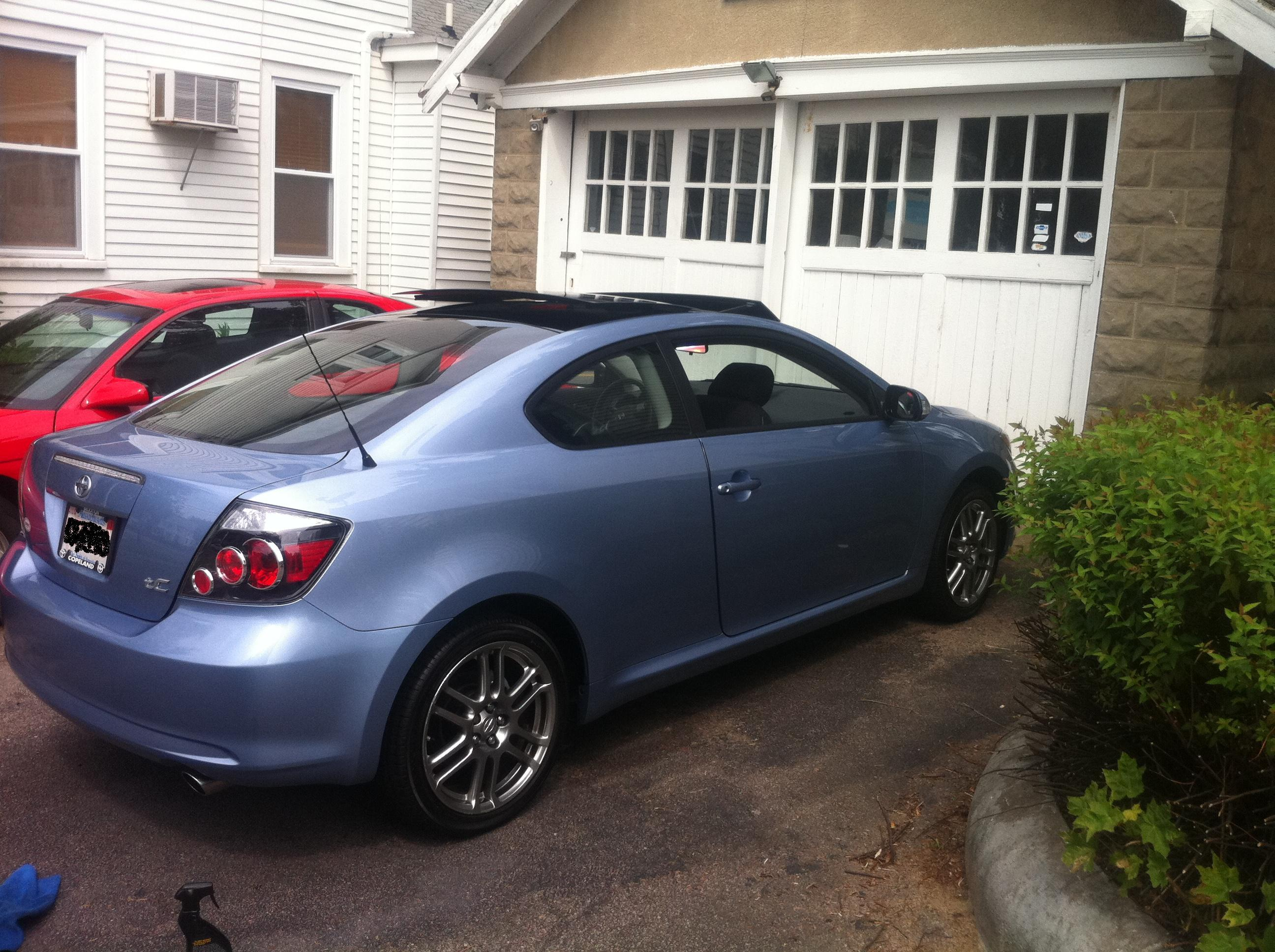 jlb22 39 s 2010 scion tc hatchback coupe 2d in norwood ma. Black Bedroom Furniture Sets. Home Design Ideas
