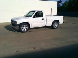 molitors 2002 Chevrolet 1500 Regular Cab