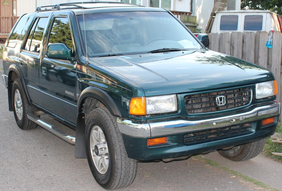 Another fantacmet 1996 Honda Passport post... - 15232373