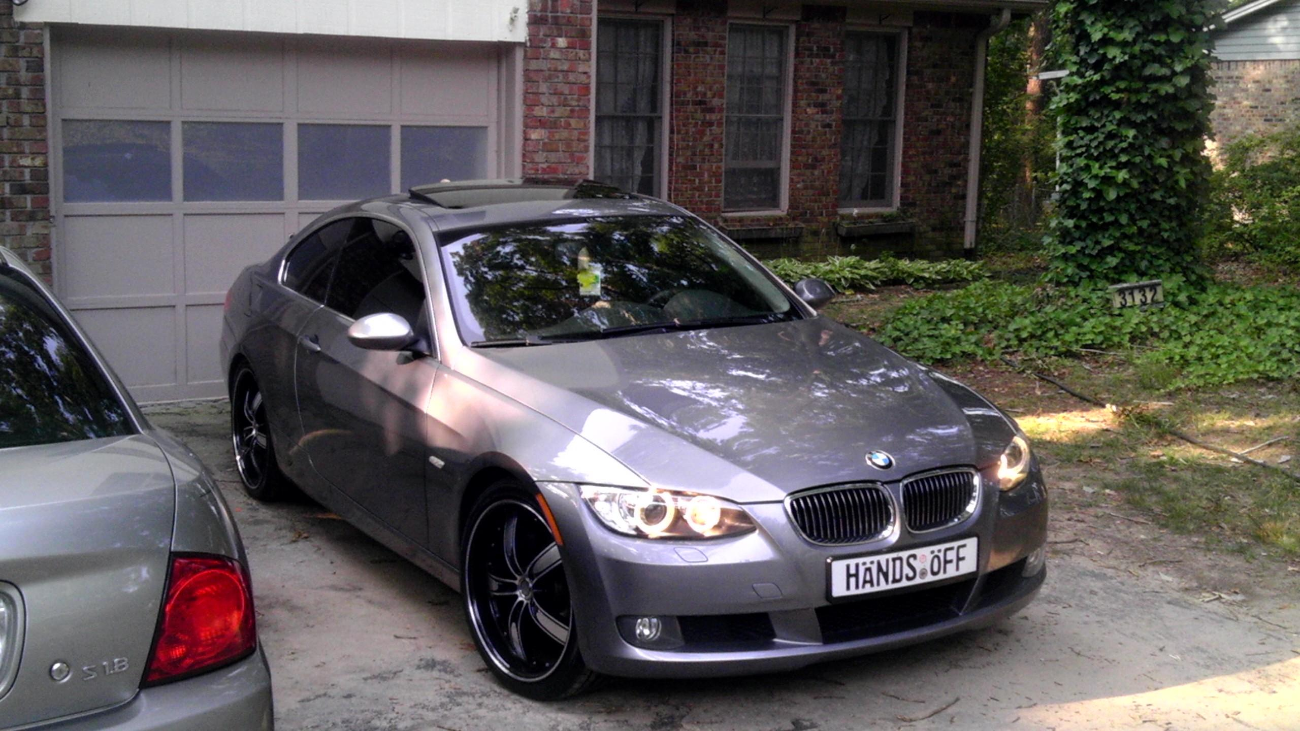 mplenterprise 2008 bmw 3 series328xi coupe 2d specs photos modification info at cardomain. Black Bedroom Furniture Sets. Home Design Ideas